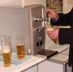 Beer Tap PC Case