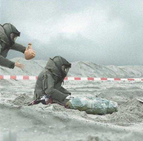 Bomb Squad deactivation