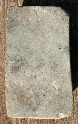 Cascajal Stone Tablet