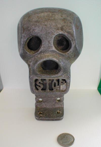 Skull stop signal