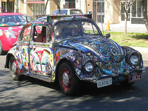 VW Bug GlasQlt