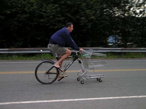 Cart Bike