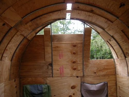 Inside Camper