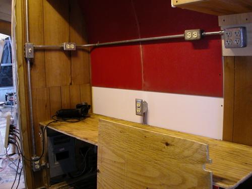 Wiring in Conduit
