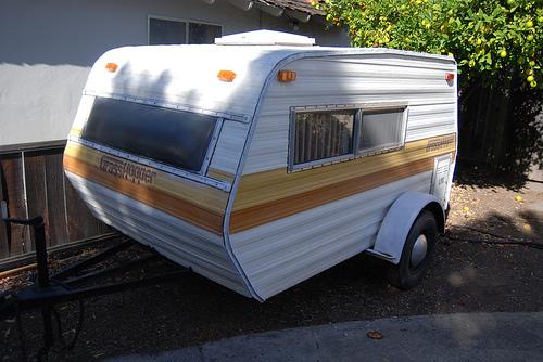 Grasshopper Camper