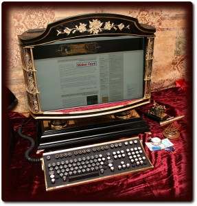 Victorian All In One PC by Jake von Slatt