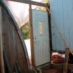 Door in place.